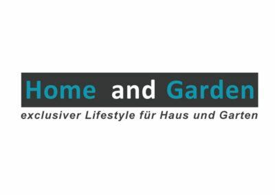 Logo Firma Home and Garden