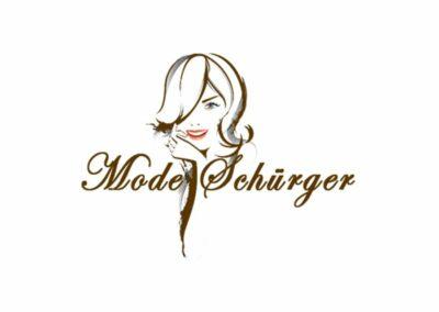 Logo Firma Mode Schürger