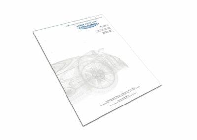 Briefpapier Firma KFZ Neureiter