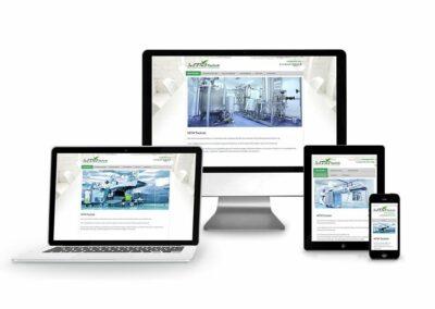 Homepage Erstellung für Firma MTM Technik