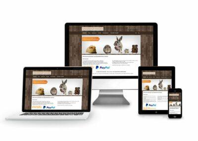 Web Shop Erstellung für Firma Nagershop Daniela Haiden
