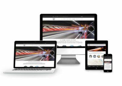 Webdesign Erstellung für Baumeister Ing. Stefan Hipfel