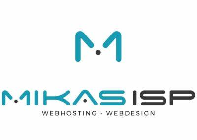 Logo Erstellung für MIKAS ISP Werbe GmbH