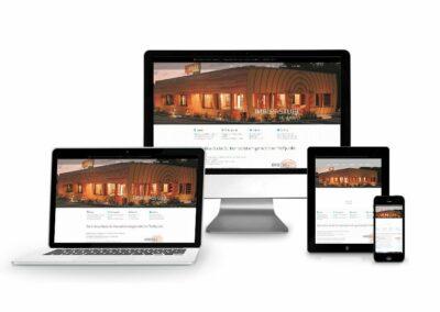 Homepage Erstellung für Imbiss-Stube St. Konrad
