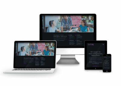 Homepage Erstellung für onepage.at