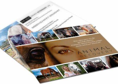 Flyer Design Erstellung für Mag. Andrea Kagerer
