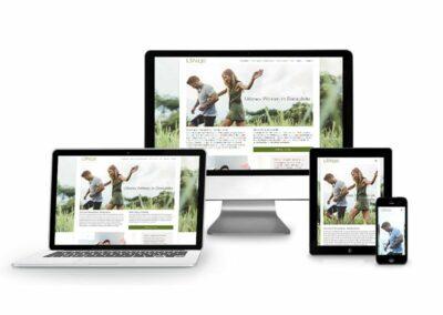 Webdesign Erstellung für Eller Immo