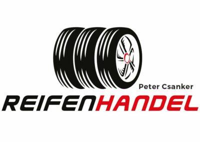 Logo Erstellung für Reifen Csanker