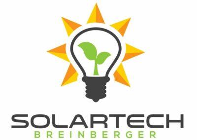 Logo Erstellung für Solartech