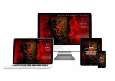 Homepage Erstellung für G.Siema