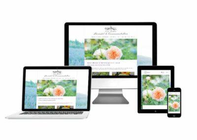 Homepage Erstellung für Hof Zotter