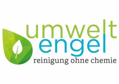 Logo Erstellung für Umweltengel GmbH