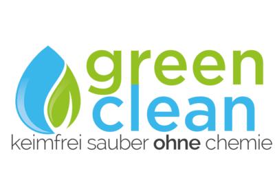 Logo Erstellung für Green Clean Concept GmbH