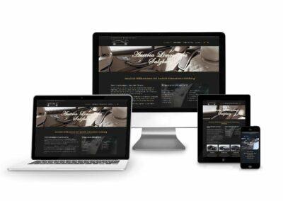 Homepage Erstellung für Austria Limousines Salzburg