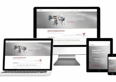 Webshop Erstellung für Gastro-Consulting