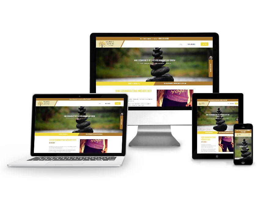 Webshop Erstellung für Gsund & Gspürn KG