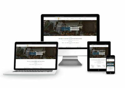 Webseiten Erstellung für Mietkoch Olivier