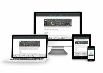 Webssite Erstellung für Schuster Andrea