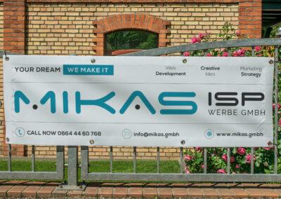 Werbebanner MIKAS ISP Werbe GmbH ;-)