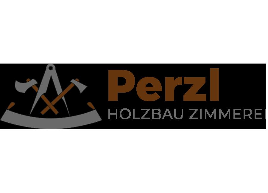 Logo Design Erstellung für Holzbau Perzl