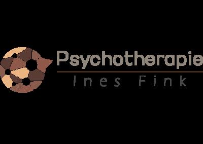 Logo Design Erstellung für Psychotherapie Fink