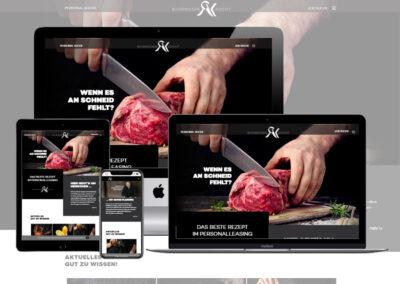 Webdesign Rohrmoser Kocht