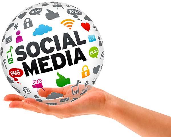 Social Media Fanseite