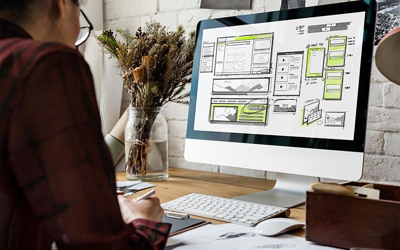Webdesign Homepage ab € 999.-